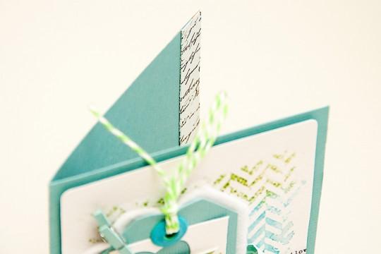 Акварельні теги для подарунків чи листівок. Відео.