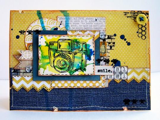 Завдання # 26. Листівки з фотоапаратами!