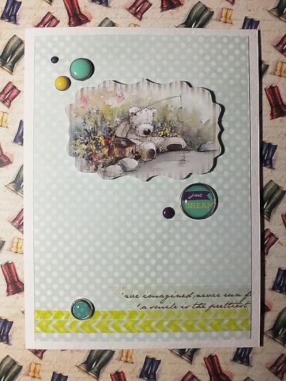 Листівки за скетчами від Зроби Сам(А). Скетч #17 (до 23-го серпня)