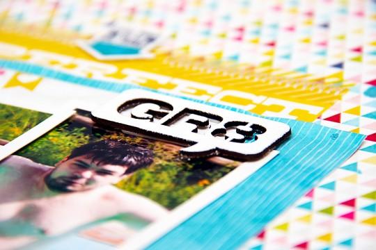 Сторінка Life if Perfect із колекції Here & Now від Echo Park. Відео