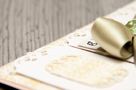Приклади використання ножів 5x7 Card Creator S6-008 Exquisite Labels Eleven