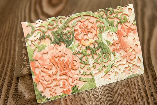 Приклади використання ножів S5-198 Tapestry Expandable Pattern