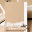 Новорічні листівки разом: Набір вітальних новорічних листівок в упаковці