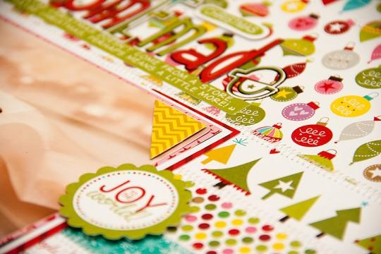 Новорічні сторінки з Bella BLVD. Частина II