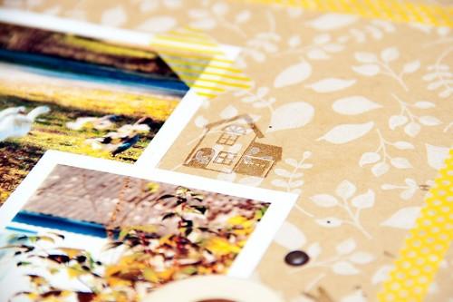 Сторінка для Арт Уголка №43 Home is where the heart is