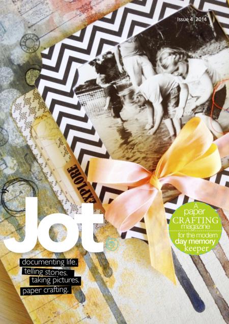 Новий випуск журналу Jot вже доступний!