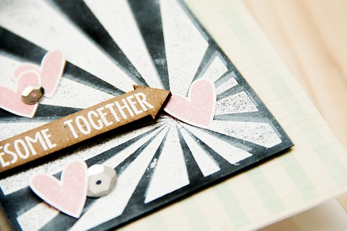 Валентинка Awesome Together для Neat & Tangled
