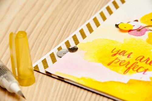 Челлендж від блогу AEI♥U - Листівки до Дня Народження