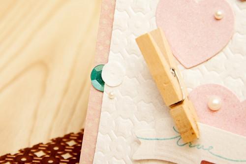 Clean & Simple Die Cutting #18: Тиснення ножем