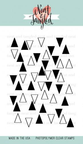 Листівка Thinking of You (Tiny Triangles) для Neat&Tangled. День 2
