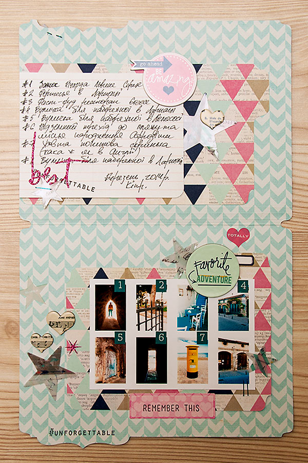 Jot Girl Yana Smakula - Heidi Swapp Memory File; Spotlight Master Class Kit