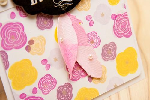 Челлендж від блогу AEI♥U – Листівки із прикрасами