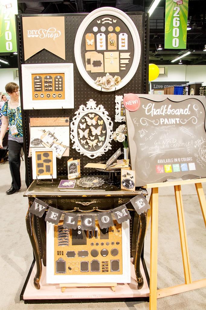 Виставка CHA Mega Show 2014. Новинки від American Crafts (частина II), Crate Paper