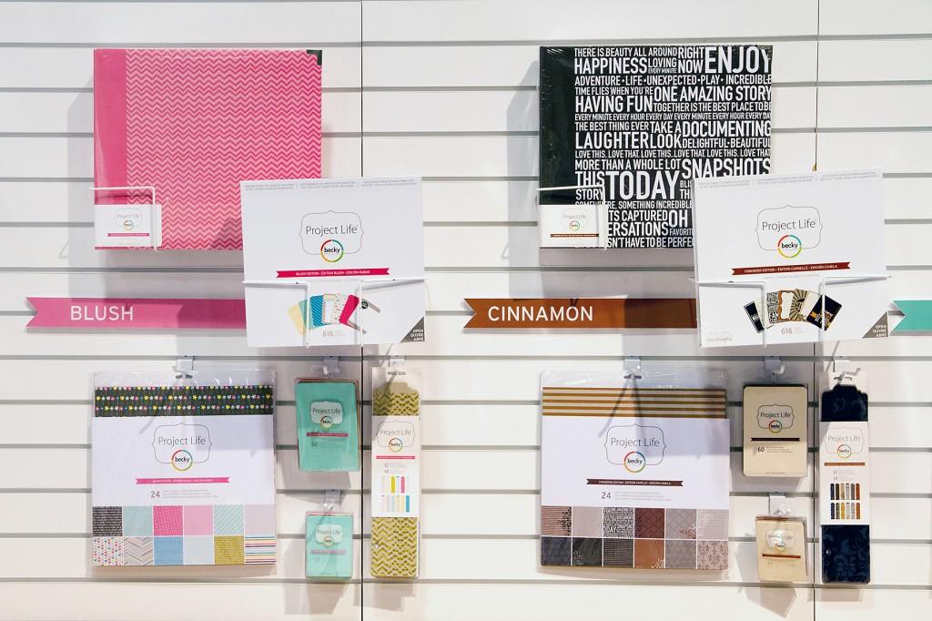 Виставка CHA Mega Show 2014. Новинки від American Crafts (частина II), Crate Paper, Studio Calico, Project Life