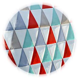Модні тенденції: Трикутники