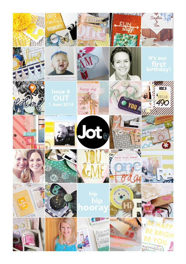 Jot Issue #6
