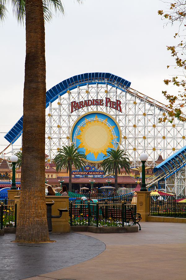 Disney California Adventure Park