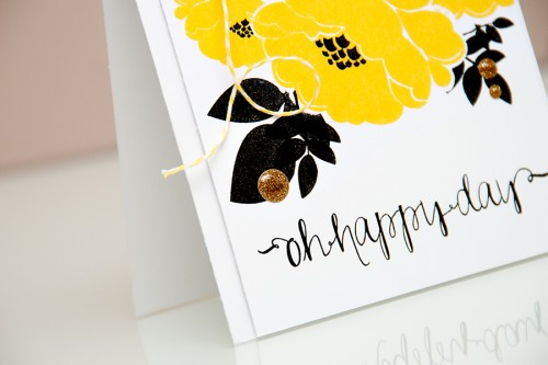 Челлендж від блогу AEI♥U – Листівки із рослинами