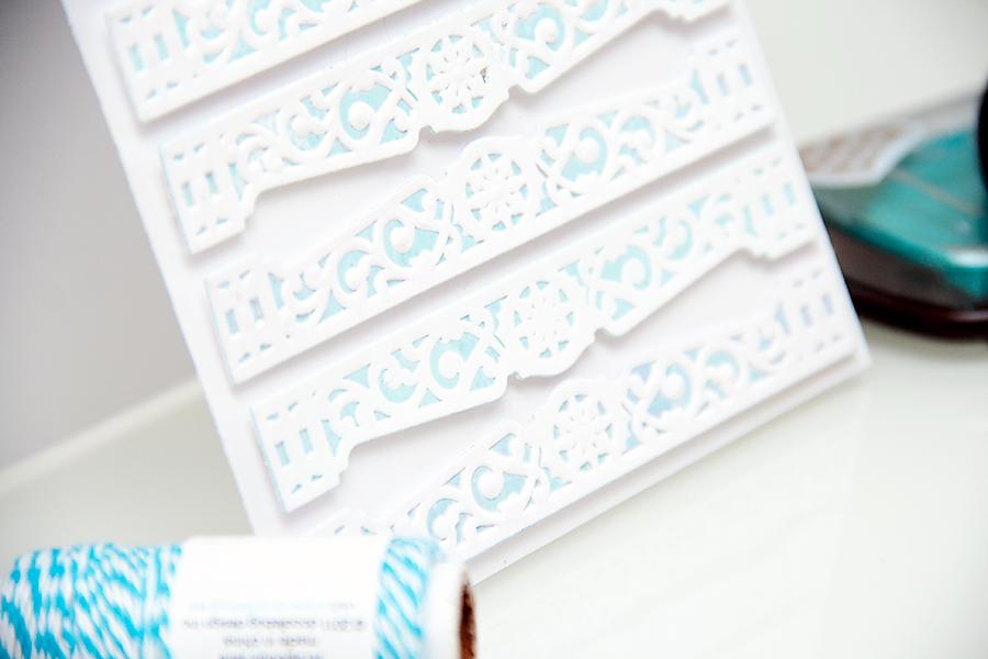 Clean & Simple Die Cutting #25: Штампування за допомогою ножів Spellbinders