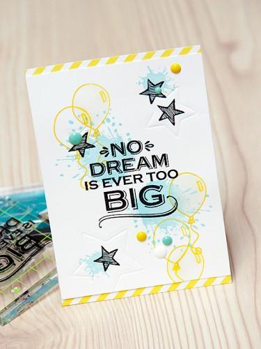 No Dream Is Ever Too Big