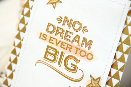 Hero Arts - No Dream Is Ever Too Big | Yana Smakula