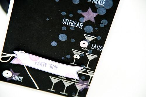 Листівка Party Time для Neat&Tangled. День 1