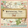 Graphic 45 Botanical Tea Set