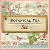 Graphic 45 Botanical Tea Set