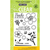 Hero Arts Dauber Bunch Clear Stamp Set