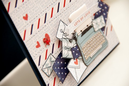 Yana Smakula | Simon Says Stamp July 2014 Card Kit. Video