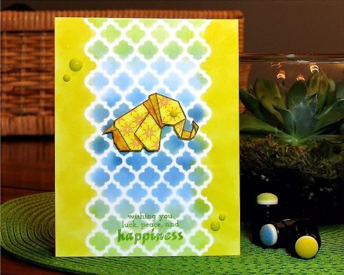 Завдання #40 від Зроби Сам(А). Листівки ручної роботи із елементами орігамі