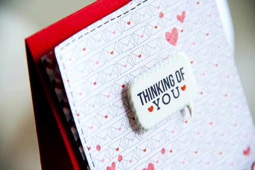 Yana Smakula | Simon Says Stamp July 2014 Card Kit - Thinking of You. Video
