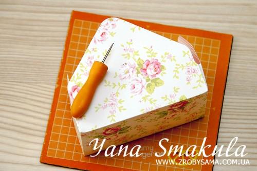Яна Смакула www.yanasmakula.com | Як зробити бонбоньєрки на весілля своїми руками