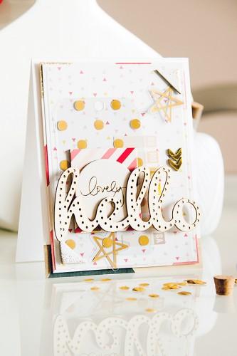 Yana-Smakula | Gossamer Blue September Kit For more card ideas and video tutorials please visit http://www.zrobysama.com.ua/?lang=en/