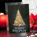 Hero Arts Holiday Blog Hop. Bring You Joy Card + Video