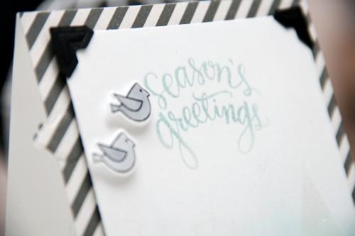 Yana Smakula | Simon Says Stamp STAMPtember Seasons Greeting Card. For more cardmaking ideas and video please visit https://www.yanasmakula.com/?lang=en