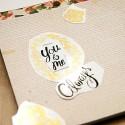Yana Smakula | Gossamer Blue November 2014 Kits - one layer cards using patterned paper ad rubons.