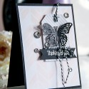 Card a Month: Thinking of You Butterfly Card