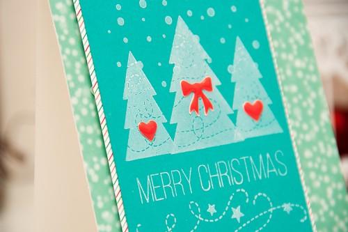 Yana Smakula   Simon Says Stamp November 2014 Card Kit - Be Joyful