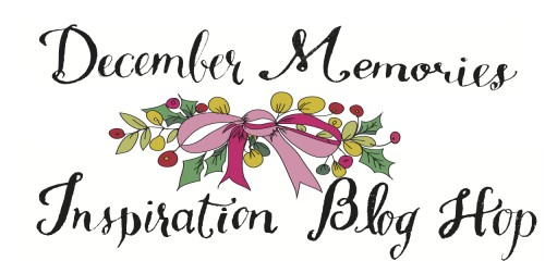 Sharing my December Memories 2014 Album. Inspiration Blog Hop