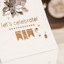 Yana Smakula | December 2014 Simon Says Stamp Card Kit #stamping #cardmaking #heatembossing #diy #craft