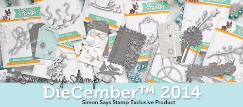 Simon Says Stamp - Die Cember