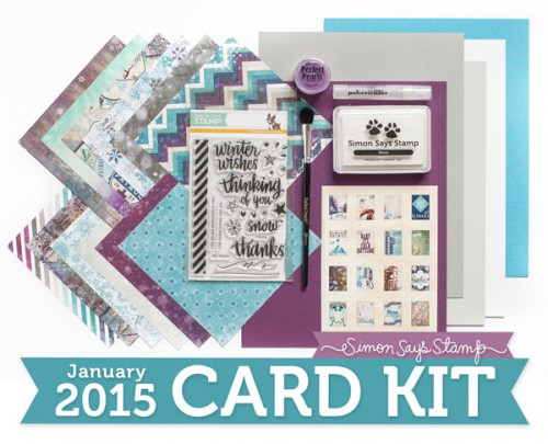Its Simon Says Stamp Card Kit Week! Day #1