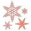 Spellbinders Snowflake Bliss Dies S4-433