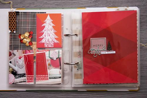 Yana Smakula | Gossamer Blue December Memories Album 2014. Days 1-11