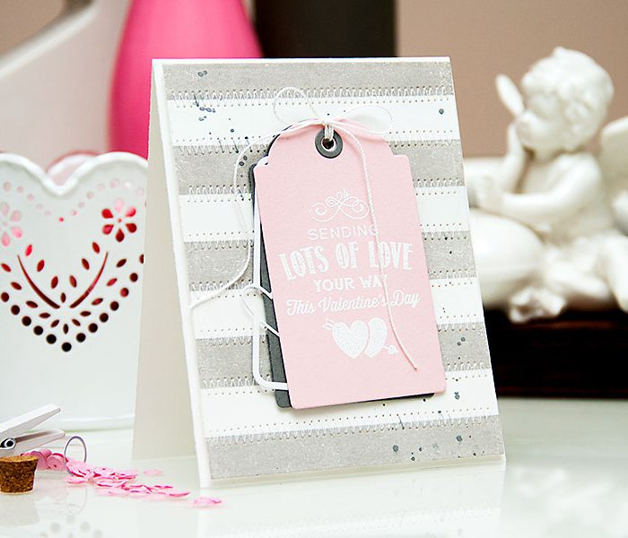 Simon Says Stamp | Lots of Love Card. Video