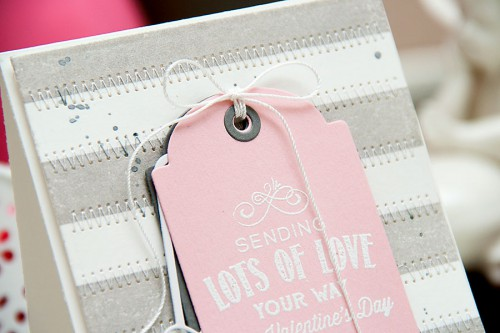 Yana Smakula | Video! Simon Says Stamp – Lots of Love #valentine #card #cardmaking #stamping