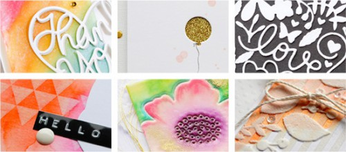 Clean & Simple Card Making 4: Techniques Made Simple Class Giveaway!