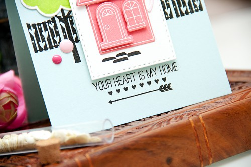 Yana Smakula | Simon Says Stamp – Your Heart is My Home