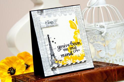 Yana Smakula | Simon Says Stamp March 2015 Card Kit